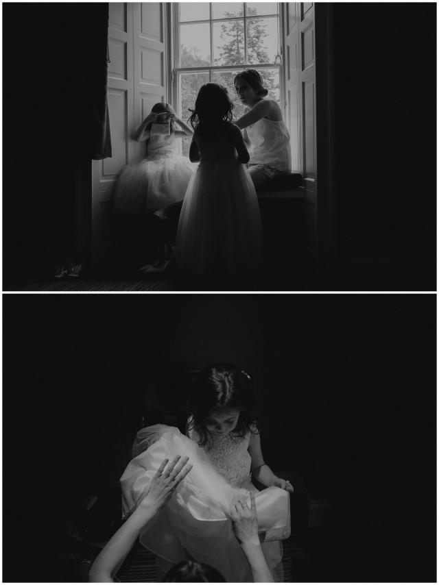 wedding-photographers-borders barony castle wedding