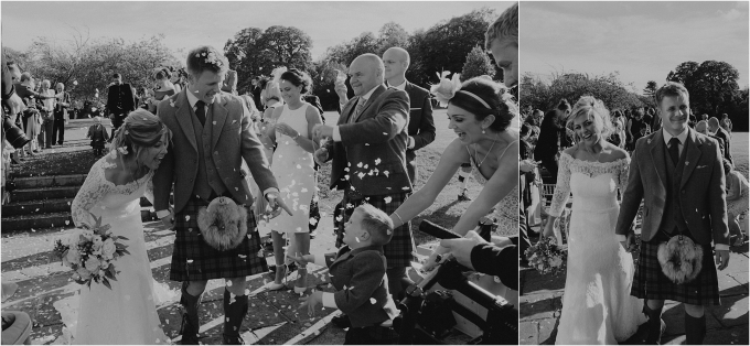 kirknewton-stables scotland wedding photographer