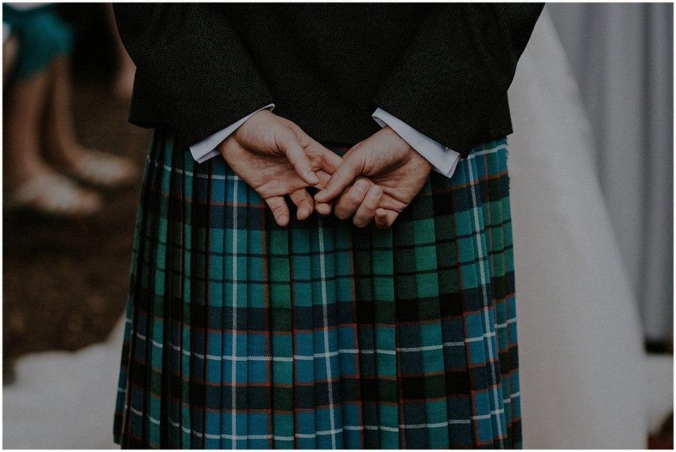 edinburgh wedding kilt
