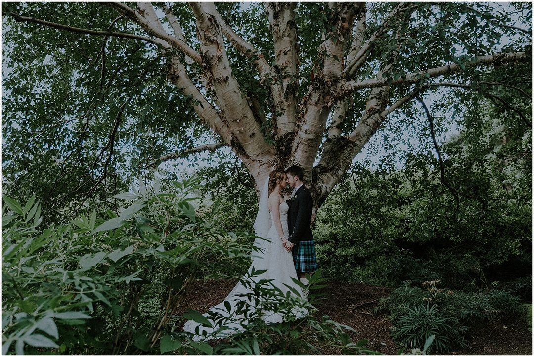 Edinburgh Botanics Wedding – Ross   Eilidh