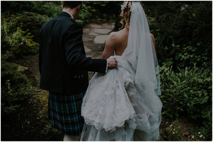wedding photographers Scotland