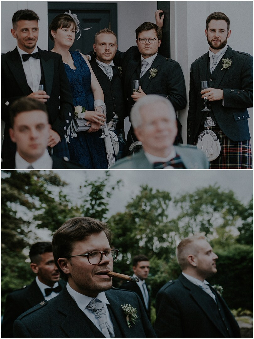 wedding in scotland