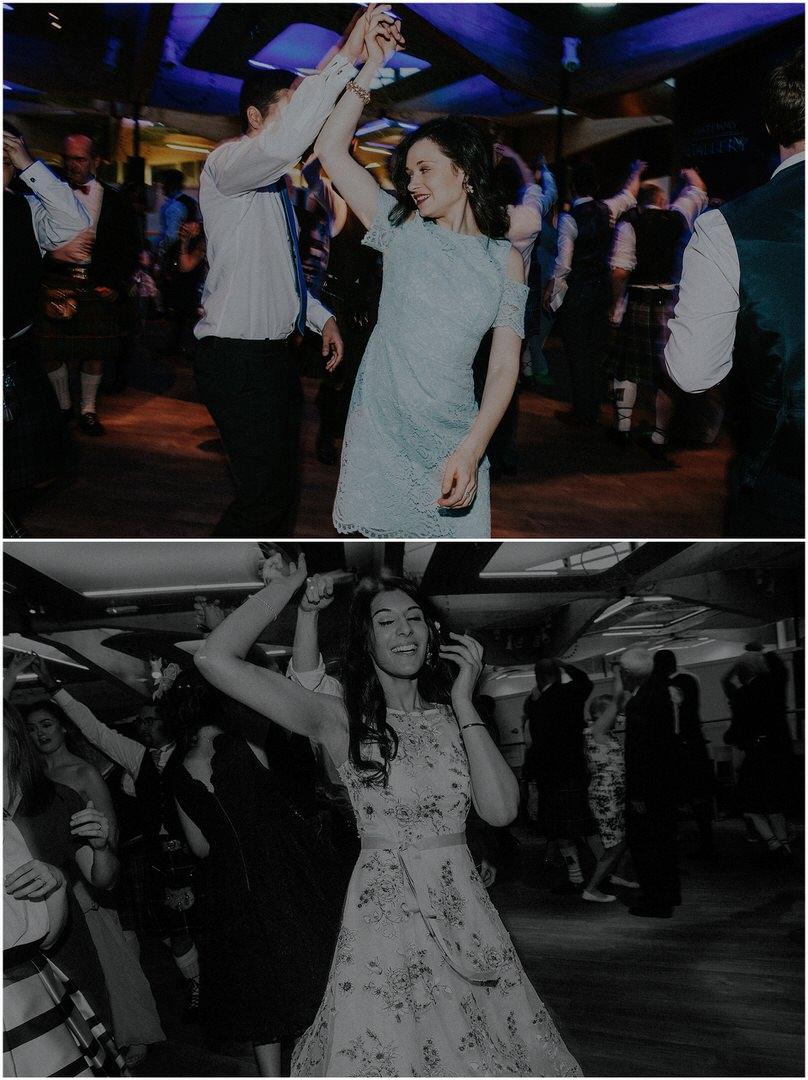 first dance at wedding in scotland