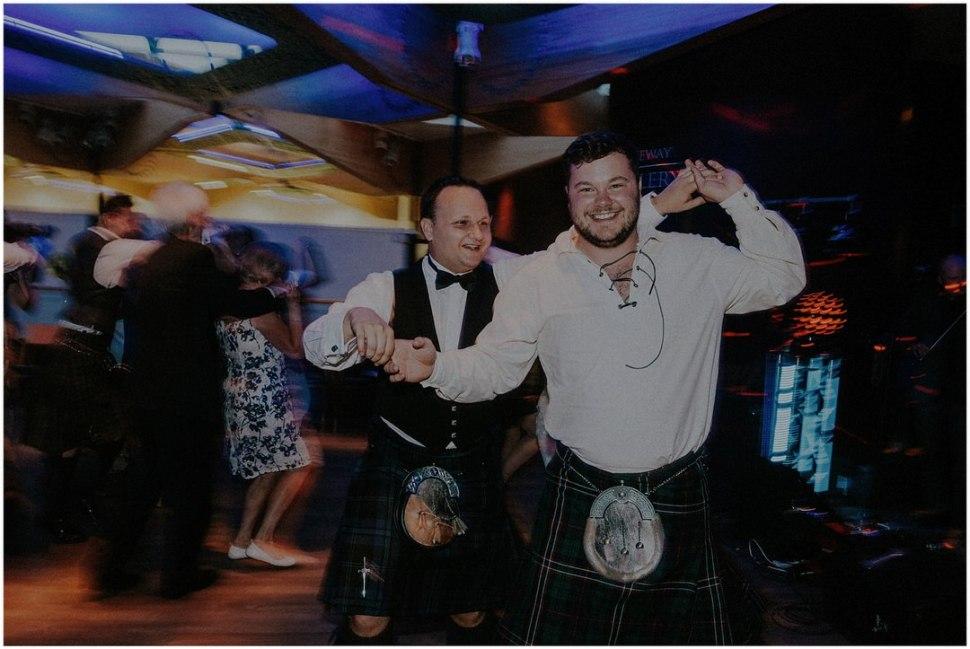 scotland wedding dance