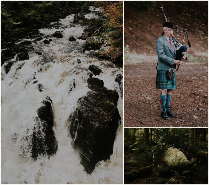 dunkeld hermitage wedding