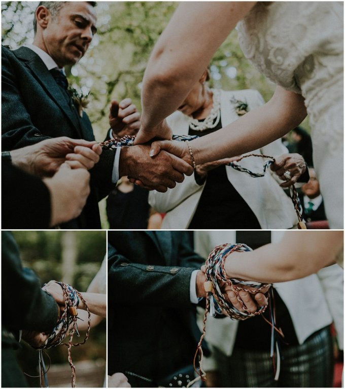 handfasting at the hermitage dunkeld