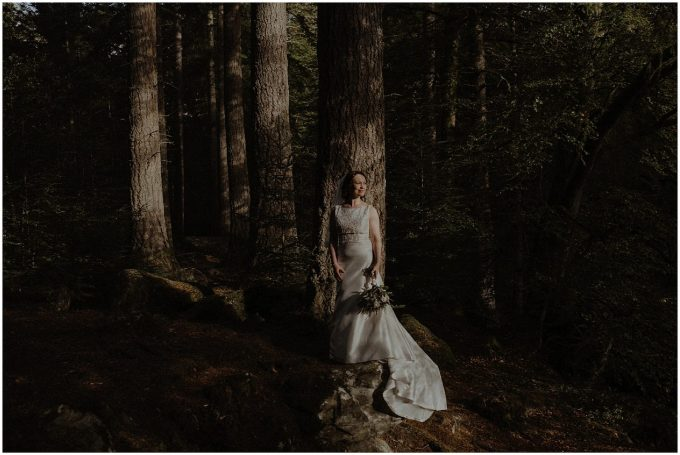outdoor elopement scotland