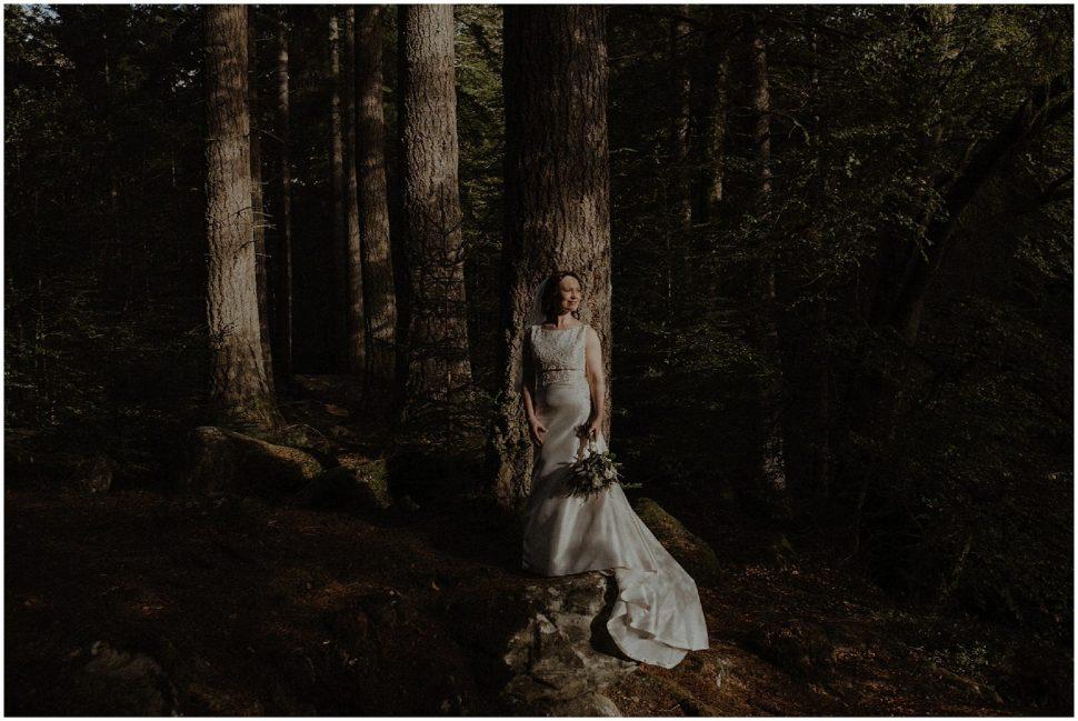outdoor elopement scotland
