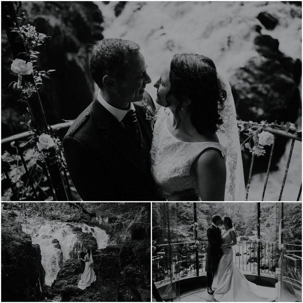 wedding photographers dunkeld