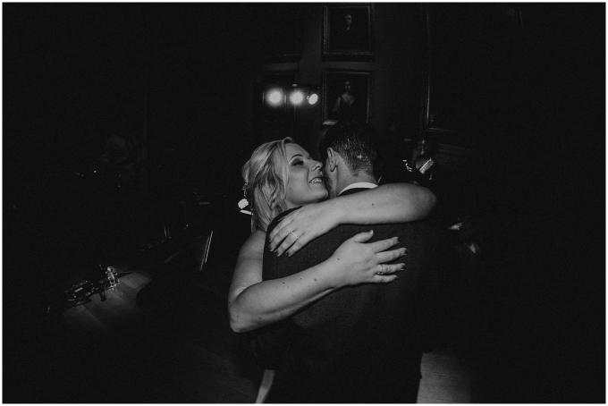 first dance at scottish wedding