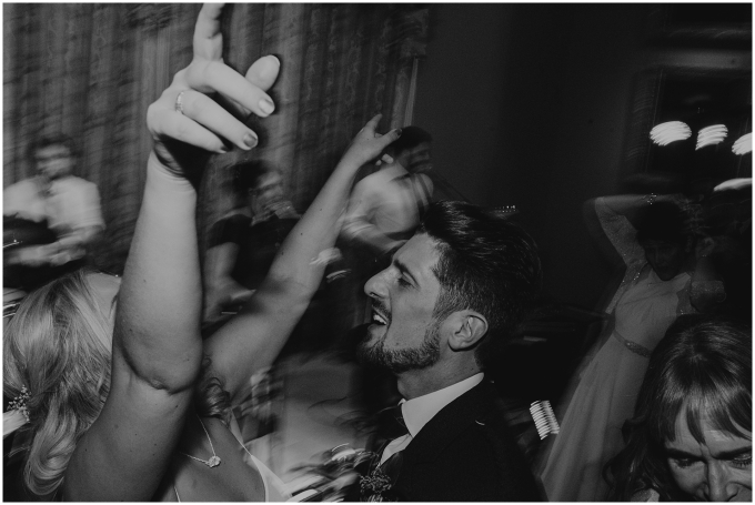 first dance at scotland wedding