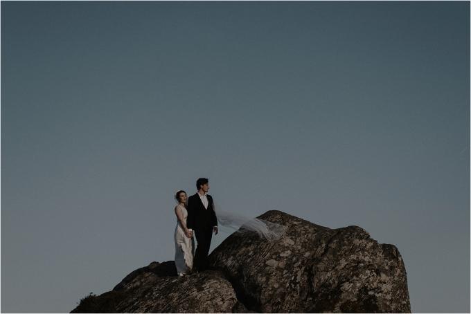 couple elopement in scotland